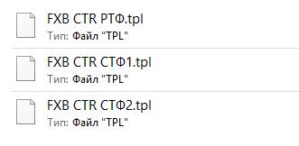 ТС Confirmed Trading Range готовые шаблоны
